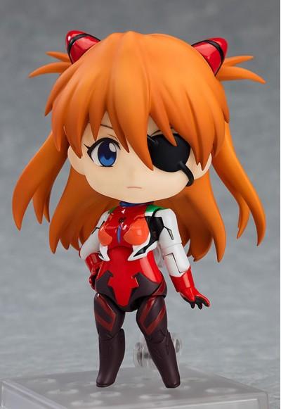 Evangelion: Asuka Langley Shikinami Plug Suit Ver. (Nendoroid)