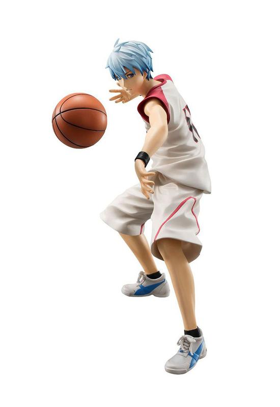 Kuroko no Basket: Kuroko Tetsuya Last Game Ver. (Complete Figure)