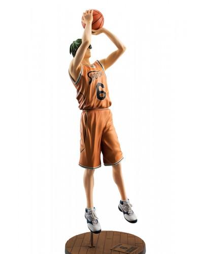 Kuroko no Basket: Midorima Shintarou Orange Uniform Ver. (Complete Figure)