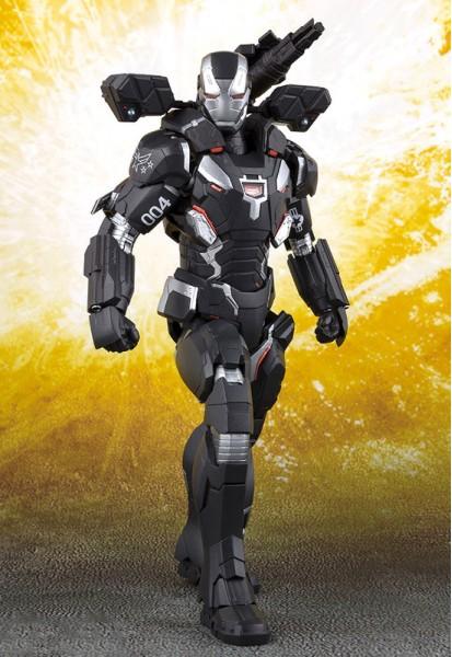 Marvel: War Machine Mark 4 (Action Figure)