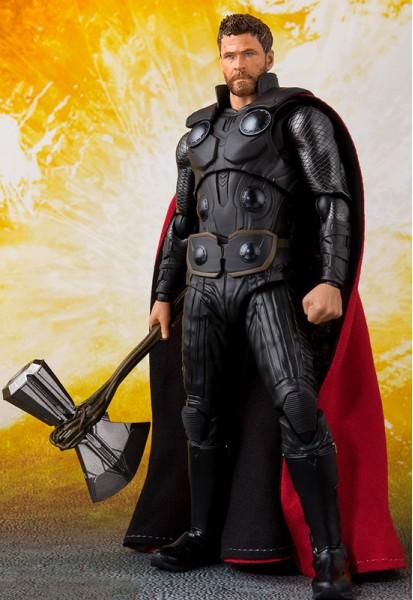 Marvel: Thor Infinity War Ver. (Action Figure)