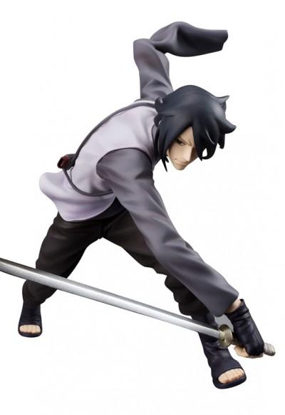 Boruto: Naruto The Movie: Uchiha Sasuke (Complete Figure)