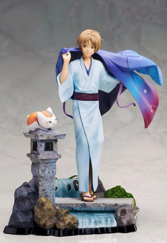 Natsume Yuujinchou: Natsume Takashi & Nyanko Sensei (Complete Figure)