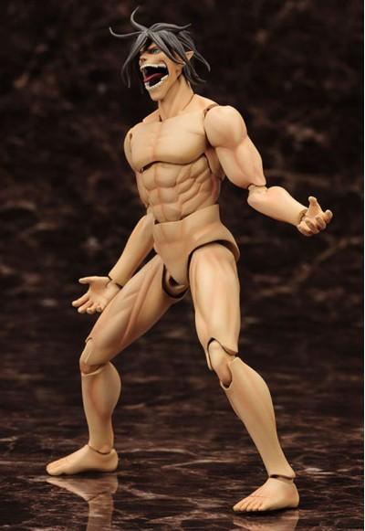Attack on Titan: Eren Yeager Titan Ver. (Action Figure)