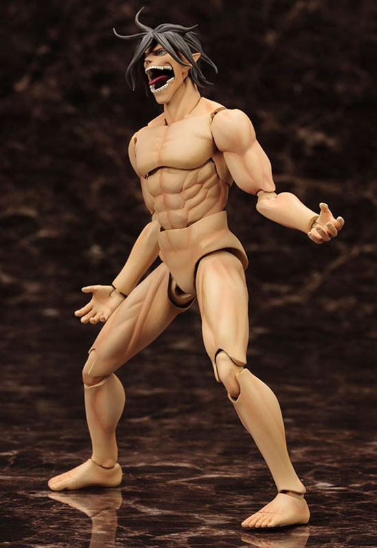 Attack on Titan: Eren Yeager Titan Ver. (Action Figure)