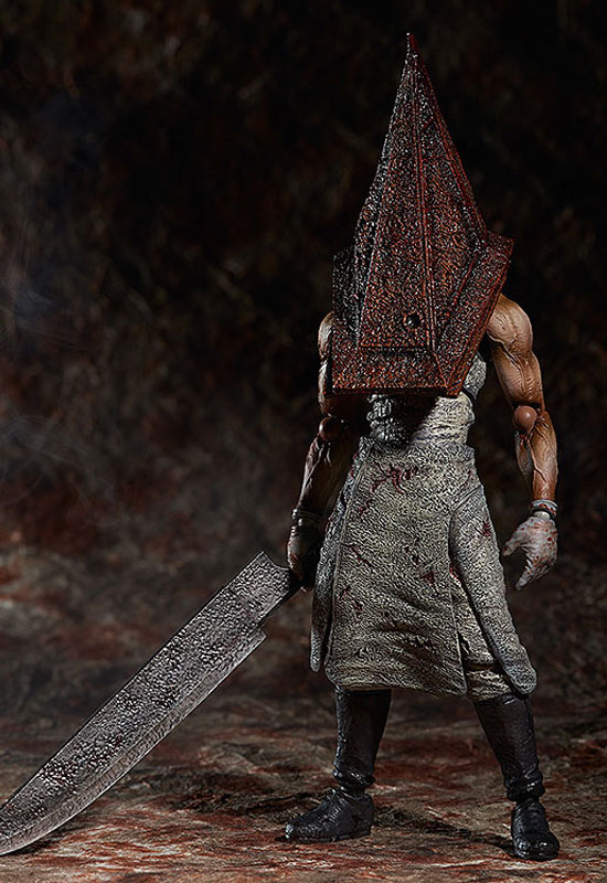 Silent Hill 2: Red Pyramid Thing (Figma)