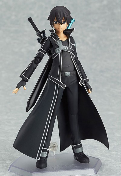 Sword Art Online The Movie: Ordinal Scale: Kirito O.S Ver. (Figma)