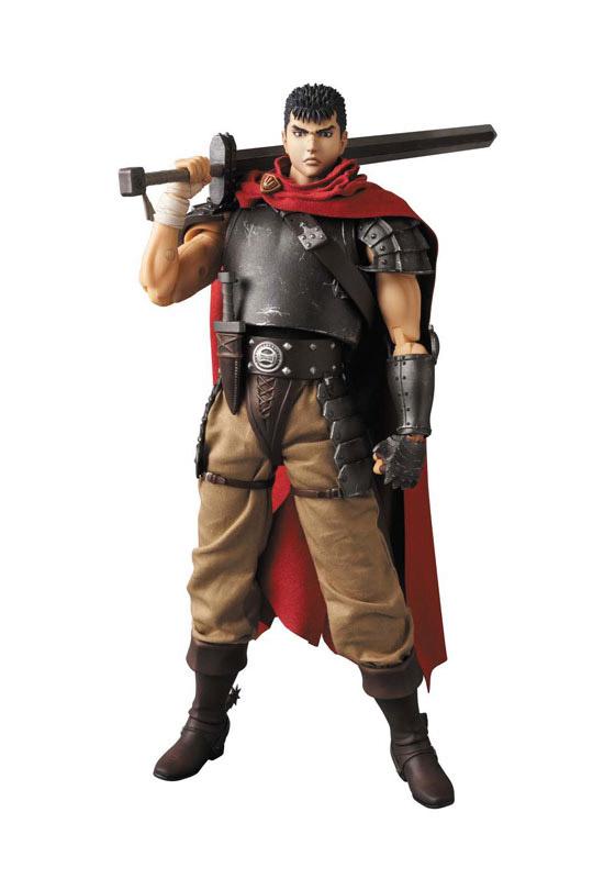 Berserk: Guts Band of The Hawk Ver. (Action Figure)