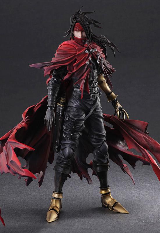 Final Fantasy VII: Vincent Valentine (Action Figure)
