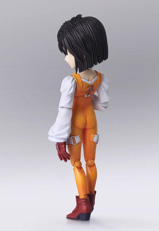 Final Fantasy IX: Zidane Tribal & Garnet Til Alexandros XVII (Action Figure)