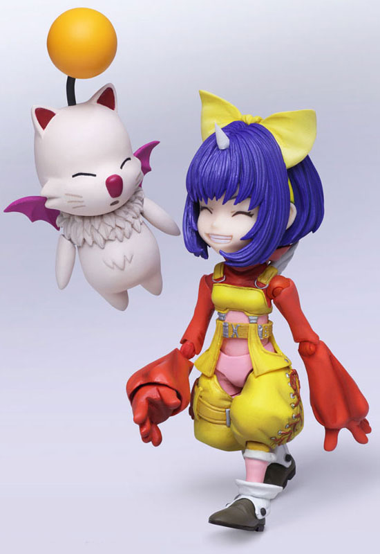 Final Fantasy IX: Eiko Carol & Quina Quen (Action Figure)