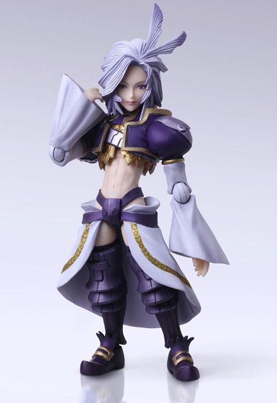 Final Fantasy IX: Kuja & Amarant Coral (Action Figure)