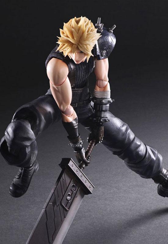 Final Fantasy VII Remake: Cloud Strife V.2 (Action Figure)