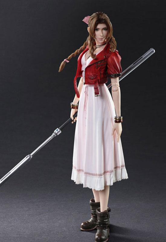 Final Fantasy VII Remake: Aerith Gainsborough (Action Figure)