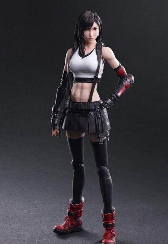 Final Fantasy VII Remake: Tifa Lockhart (Action Figure)