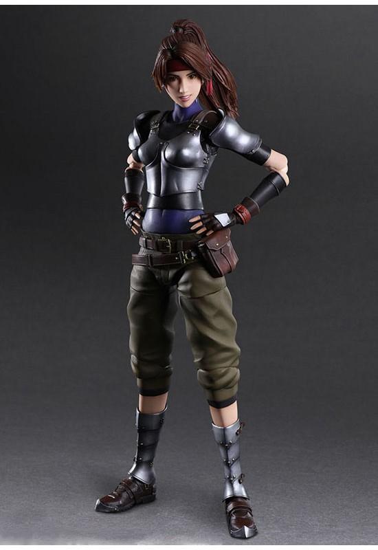 Final Fantasy VII Remake: Jessie (Action Figure)