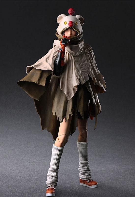 Final Fantasy VII Remake Intergrade: Yuffie Kisaragi (Action Figure)