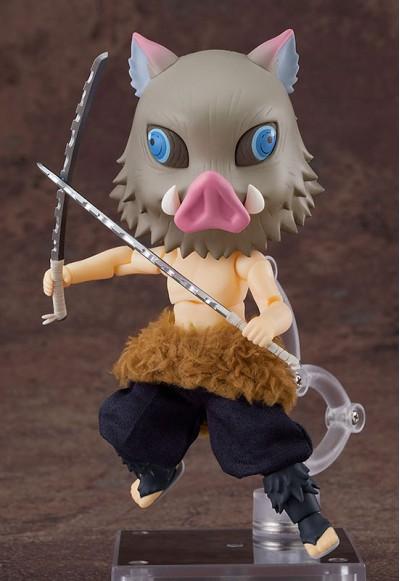 Demon Slayer Kimetsu no Yaiba: Inosuke Hashibira (Nendoroid Doll)